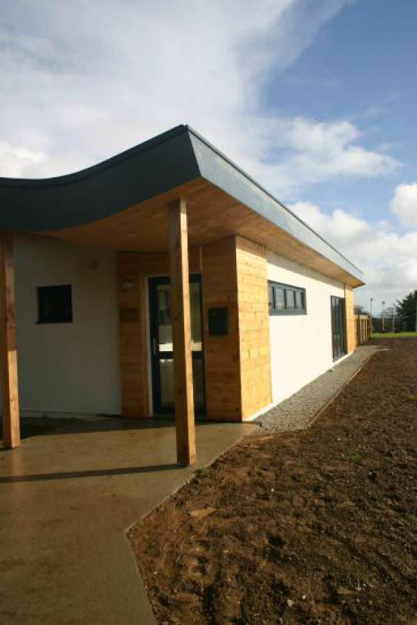 Mawnan Smith Pre School P Chapman Construction Limited